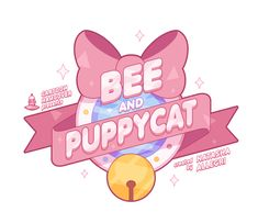 bee and puppycat logo - Google Search