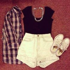 Outfit for lady's simple