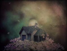 The imaginary cottage - © 2015, José Manuel González Núñez.