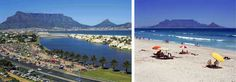 Milnerton Beach, Cape Town, South Africa