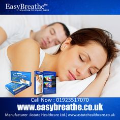 An Effective Anti- Snoring Solution..