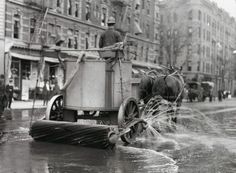 NYC Street Cleaner