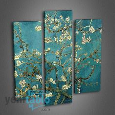 Blossoming Almond Tree Tablo http://www.yenitablo.com/pr3-blossoming-almond-tree-tablo