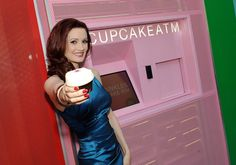 The Sin City Bucket List: 40 Things You Have to Do in Vegas Before You Die Order a cupcake from an ATM Why wait in line at Sprinkles at The LINQ and deal with an actual person behind the counter when you can order a cupcake outside the front door from the ATM?