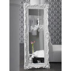Brocade Home Ruffle Edge Mirror