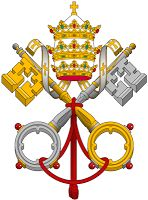 Holy Vatican State - Holy See of Saint Peter - Vatican State is a landlocked sovereign city-state whose territory consists of a walled enclave within the city of Rome, Italy. Catholic Social Teaching, Juan Xxiii, Pope Leo, Religion Catolica, Vatican City, Pope Francis, Pope John, Roman Catholic, Christian Art