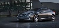 Cadillac presenta a Ginevra l'elettrica coupé di lusso ELR