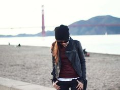 By the bay ( Leather Jackets