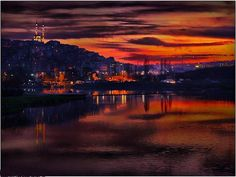 You are the Silence in the Night. — The Golden Horn #istanbul #turkey     https://www.facebook.com/TurkeyUnlimited