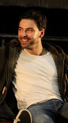 Aidan Turner - **makes a face so incredibly cute that the entire earth explodes**