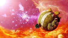 Anime Dragon Ball Z Kaio (Dragon Ball) Fond d'écran