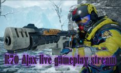 R70 Ajax live gameplay stream || xbox one black ops 3