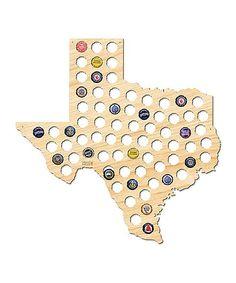 State Beer Cap Map