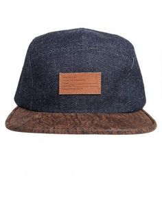 Publish - Quinns 5 Panel Cap - $44