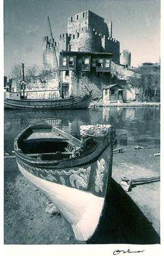 Anadoluhisarı F: Othmar Pferschy #istanbul #oldistanbul #eski #birzamanlar #oldphotos #istanlook