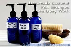 Homemade Gifts - 12 DIY Beauty Products