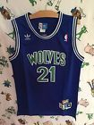 For Sale - Adidas NBA Minnesota Timberwolves Kevin Garnett Throwback Swingman Men Jersey - See More At http://sprtz.us/WolvesEBay