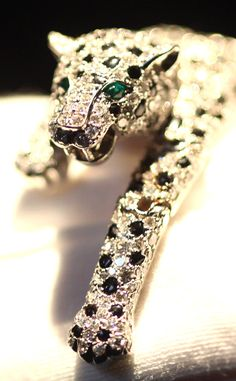 THE DUCHESS OF WINDSOR'S PANTHER BRACELET This Cartier panther piece was commissioned for the Duchess of Windsor by her husband Edward and was made of onyx and diamonds. It sold for $6.2million in a recent auction, making it the most expensive bracelet ever sold!