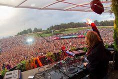 Tomorrowland 2013 David Guetta
