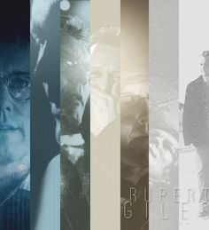 #BTVS - Rupert Giles