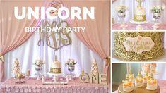 UNICORN BIRTHDAY PAR