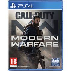 You are bidding on call of duty modern warfare for Sony PlayStation 4 complete with original box played only once. Shipping is free to continental US Little Big Planet, Xbox One Games, Ps4 Games, Playstation Games, Games Consoles, Video Game Shop, Video Games, Call Of Duty Ps4, Modern Warfare Game