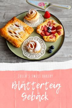 Delicious Recipes, Yummy Food, Sweet Bakery, Brunch, Homemade, Cooking, Breakfast, Blog, Kitchens