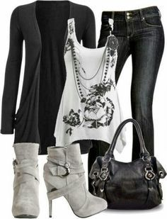 kinny Jeans High Heels and Sleeveless Dress Omg!!!!! Love!!!!!!!