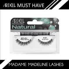 4a7603e4a7c Instagram post by All False Eyelashes • Oct 14, 2015 at 3:01pm UTC. Ardell  LashesNatural LooksEyebrowsWispy ...