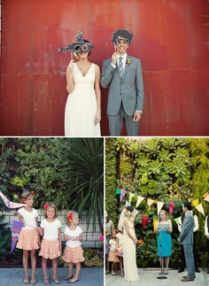 My Favorite Wedding Inspiration from Movies + Music