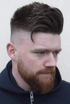 40 Outstanding Quiff Hairstyle Ideas - A Comprehensive Guide Combover Hairstyles, Quiff Haircut, Comb Over Haircut, Hairstyles With Bangs, Cool Hairstyles, Curly Wedding Hair, Short Curly Hair, Wavy Hair, Hairstyle Look