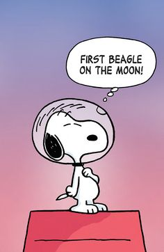 Preview: Peanuts: The Beagle Has Landed, Charlie Brown! TPB, Page 3 of 11 - Comic Book Resources