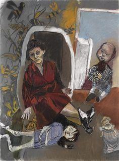 Paula Rego - In the Beehive, 2010 Paula Rego Art, Galleries In London, David Hockney, Paul Cezanne, Portraits, Painting Inspiration, Art Boards, Otto Dix, Cool Art