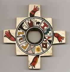 Chakana, Inca Cross, represents 12 points of the year + cardinal points NSEW