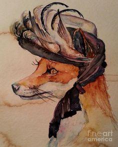 Christy Freeman - Henrietta Fox