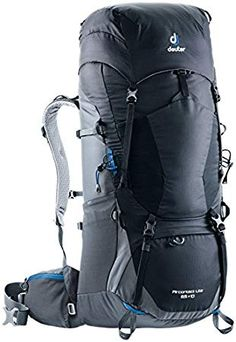 70f243010fe16 New 2018 Deuter Aircontact Lite 65 + 10 Backpack For Men
