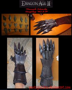 DeviantArt: More Artists Like Female Hawke Cosplay WIP 2 by SophiePants Morrigan Cosplay, Cosplay Armor, Cosplay Diy, Cosplay Outfits, Best Cosplay, Cosplay Costumes, Hawke Dragon Age, Dragon Age 2, Dragon Age Inquisition