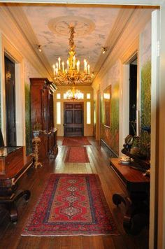 1000 Images About Interiors Of Louisiana Plantations On