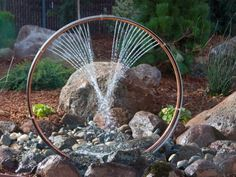 Matt Blashaw uses his yard magic to create exotic and unique water features. From amazing waterfalls to decorative ponds and fountains, here are 29 photos of stand-out backyard creations from Matt and the <em>Yard Crashers</em> crew.