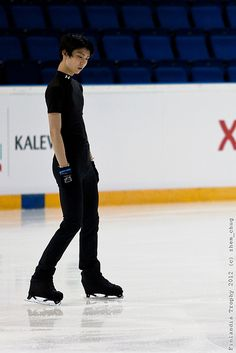 Yuzuru Hanyu. He is such a talented cutie.