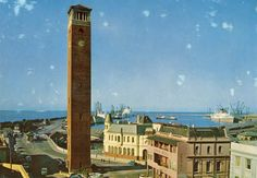 A Pictorial History of the Campanile in Port Elizabeth - The Casual Observer The Settlers, Port Elizabeth, Small Town Girl, Good Old, Fast Cars, Small Towns, Big Ben, South Africa, Past