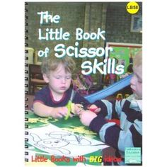 Little Book of Scissor Skills: Little Books with Book Ideas (Little Books)