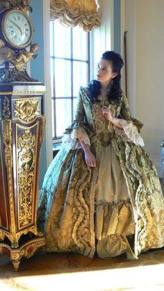 Costume period drama.  Dangerous Liasons.  Colonial.  Georgian.  French Revolution.