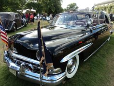 1950 Lincoln Dietrich Presidential Convertible Bubble Top Parade Limousine, President Harry S. Lincoln Motor Company, Ford Motor Company, Vintage Cars, Antique Cars, Donk Cars, Mercury Cars, Lincoln Continental, Us Cars, Limousine