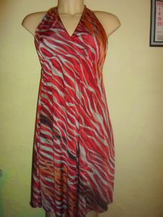Brecho Online - Belas Roupas: Vestido Sob Licença