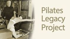 The Pilates Legacy Project Trailer. Come with us to #PilatesOnTour in Los Angeles and see the Pilates Anytime Studio, where many wonderful teachers have imparted their knowledge of Pilates!