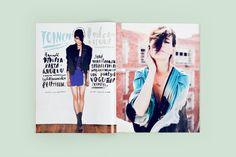 60 Beautifully Modern and Inspirational Magazine / Book Layouts   Inspiration Hut