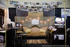 Expo booth inspiration