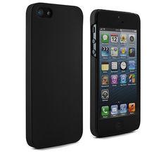 Carcasa para el iPhone 5 con protector de pantalla incluido