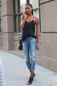 jasmine tookes street style - Google'da Ara